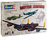 Revell British Legends Model Gift Set (Multi-Colour)