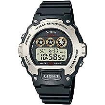 Reloj Casio Unisex W-214H-1A
