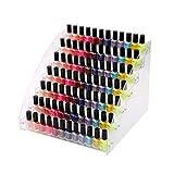 Nagellack Aufbewahrung Display Ständer Acryl Nagellackdisplay Lippenstiftständer Aufbewahrung