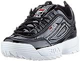 Fila Sneakers Donna Scarpe Ginnastica Sport Disruptor m Low Woman Colore Nero Black 1010441 25Y