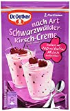 Dr. Oetker Schwarzwälder Kirsch-Creme Dessert, 11er Pack (11 x 59 g)
