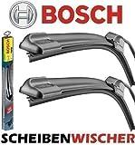 BOSCH AeroTwin Set 600 / 350 mm Scheibenwischer Flachbalkenwischer Wischerblatt Scheibenwischerblatt Frontscheibenwischer 2mmService