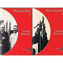 Hiéroglyphes - 2 volumes
