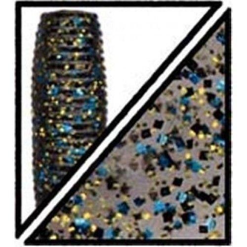 yamamoto-smoke-black-blue-gold-flake-hog-375-ideal-bait-for-flipping