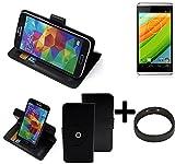 TOP SET: 360° Schutz Hülle Smartphone Tasche für Hisense