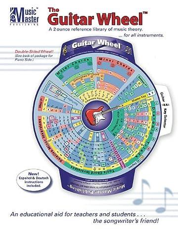 Music Master: The Guitar & Music Theory Wheel