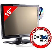TV 19 - DVD/USB - LED - DECODER