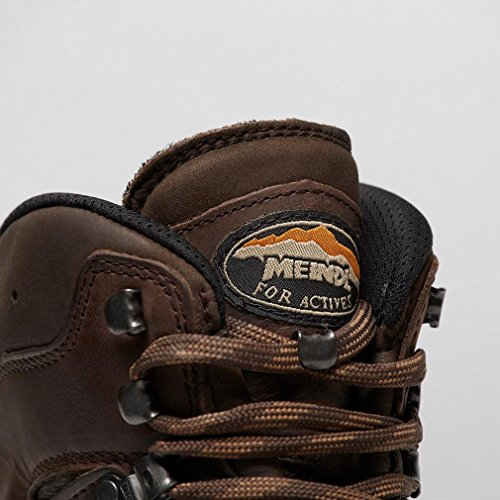 Meindl Kansas GTX, Stivali da Escursionismo Alti Uomo Marrone