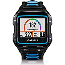 Garmin Forerunner 920XT - Reloj GPS, color azul y