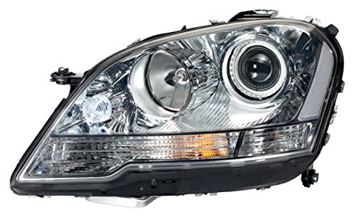 Preisvergleich Produktbild HELLA 1ZS 263 064-511 Bi-Xenon Hauptscheinwerfer,  Links,  für Fahrzeuge mit Kurvenlicht,  mit Gasentladungslampe,  mit Glühlampen,  mit Stellmotor für LWR