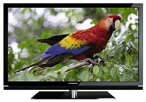 """Grundig 40 VLE 7130 BF Téléviseur LED avec rétro-éclairage 102 cm (40"""") Full HD, 100 Hz, DVB-T/C, DLNA, 4 ports HDMI, USB 2.0, Interface CI+, classe énergétique A (Noir) (Import Allemagne)"""