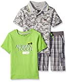Lee Little Boys' Always Tough 3pc Short ...