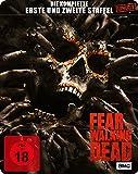 Fear the Walking Dead - Staffel 1+2 - Steelbook [Blu-ray] [Limited Edition]