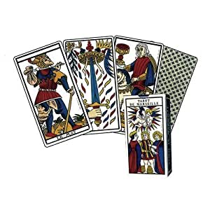 Dusserre - Luxury Tarot of Marseille 78 Cards Game