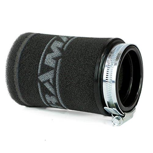 Ramair Filters MR-015 Filtro de aire para motocicleta, negro, 55 mm