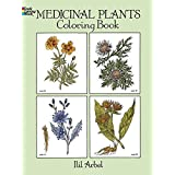 Medicinal Plants Coloring Book (Dover Nature Coloring Book) by Ilil Arbel (1993-03-03)