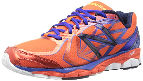 New Balance M1080, Chaussures de running homme Rouge (O4 R)