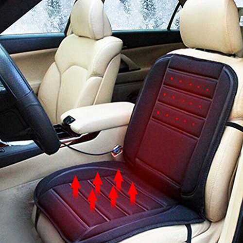 Car Heated Seat Cushion12V Hot Heater Pad Constant Temperature Protection Function