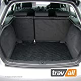 Travall Liner TBM1034 - Vehicle-Specific Rubber Boot Mat Liner