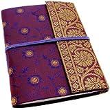 Sari Notebook Medium 110 x 160mm - Purple