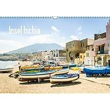 """Insel Ischia (Wandkalender 2014 DIN A3 quer): Ischia, die """"Grüne Insel"""" im Golf von Neapel. (Monatskalender, 14 Seiten)"""