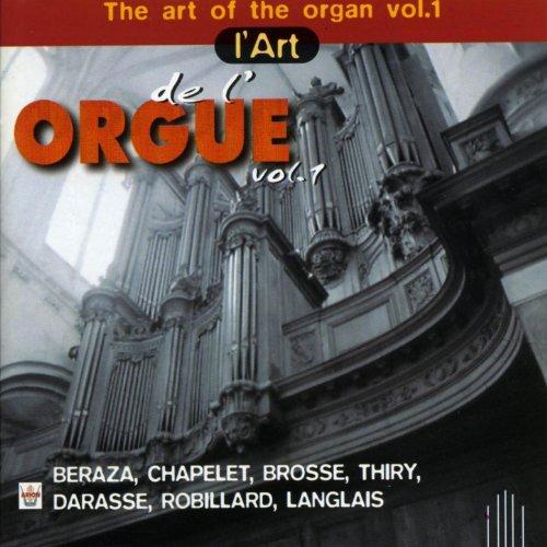L'art de l'orgue, vol.1