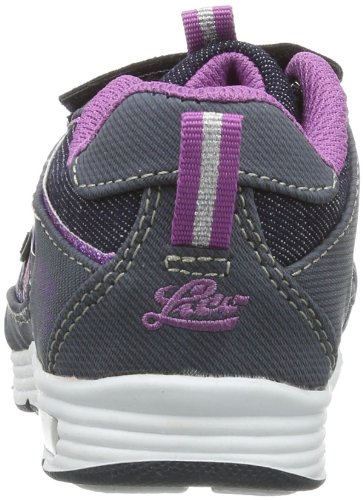 Lico Marie V 300093 Mädchen Sneaker Blau (marine/lila)
