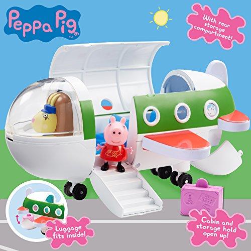 """Image of Peppa Pig 06227 """"Air Peppa Jet"""" Figure"""