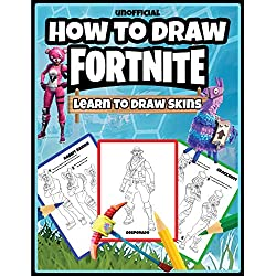 How to Draw Fortnite: Learn to Draw Skins (Unofficial)
