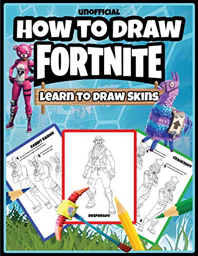 How to Draw Fortnite: Learn to Draw Skins (Unofficial) por Osie Publishing