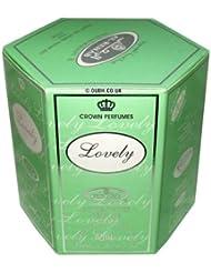 Lovely Perfume Oil - 6 x 6ml by Al Rehab