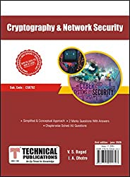 Cryptography & Network Security for BE Anna University R17 CBCS (VII - CSE /IT- CS8