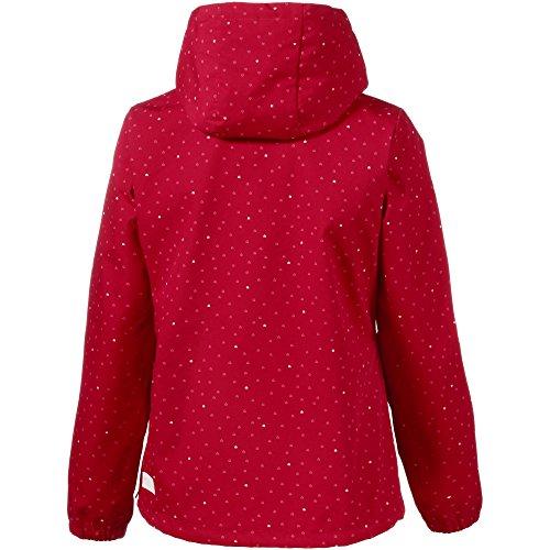 Mazine Damen Windbreaker red hearty