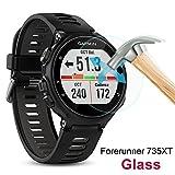 Superior ZRL® Temperglas-Schutzfolie für Garmin Forerunner 735XT Displayschutzfolie