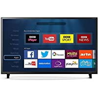 """43"""" LED Smart TV Full HD 1080p Freeview HD Media Player / Record and Wifi"""