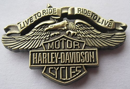 metal-enamel-pin-badge-brooch-antique-brass-finish-harley-davidson-live-to-ride