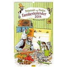 Pettersson & Findus Familienkalender 2014