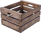 Obstkisten Rolf aus dem Alten Land Weinkisten Obstkisten Holzkisten Apfelkisten sehr alt Vintage Shabby Kisten