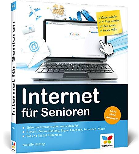 Internet für Senioren: E-Mails, einkaufen, surfen