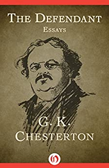gk chesterton essays g k chesterton quote