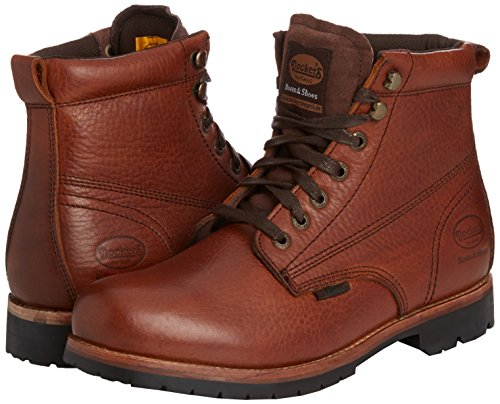 Dockers by Gerli 35JO005-140300 Herren Combat Boots Braun (braun 300)