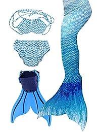 Flyhigh Meerjungfrauenflosse für Kinder Schwimmen mit