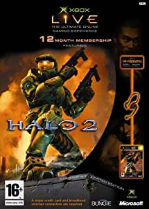 Xbox Live Starter Kit with Halo 2