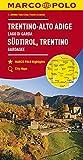 MARCO POLO Karte Italien Blatt 3 Südtirol, Trentino, Gardasee 1:200 000 (MARCO POLO Karten 1:200.000) - Collectif