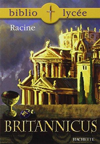 Britannicus (Livre de l'élève) par Jean Racine