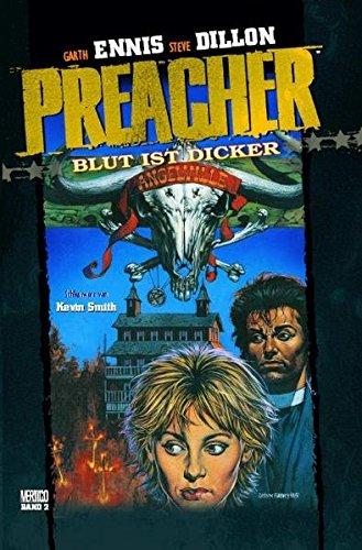 Preacher, Bd. 2: Blut ist dicker (Comics Erwachsene Für)