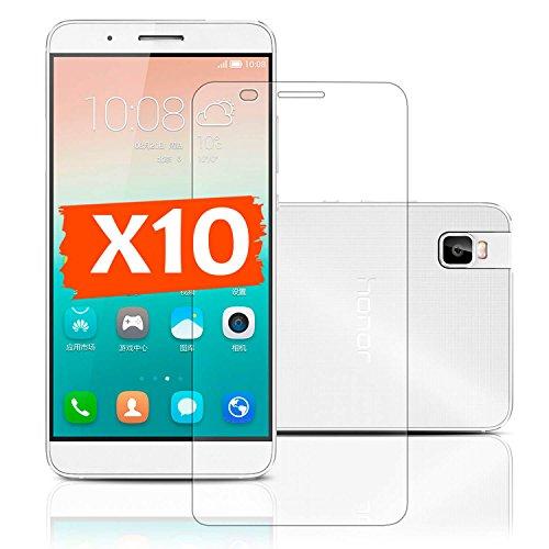 LetiStore Schutzfolie Für Huawei Honor 7i Folie Bildschirm Schutz - 10х Klare Handy Bildschirmfolie - Folie Ultra Transparent
