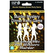 The Rompieron Hits Ganadores De La Encuesta Murder - Caja de regalo de misterio de asesinato - para descargar juego para 6,8,10 o 12 de niña