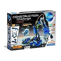 Clementoni 59132 Construction Challenge Hydraulic Arm, Multicolour