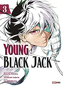 Young Black Jack Edition simple Tome 3